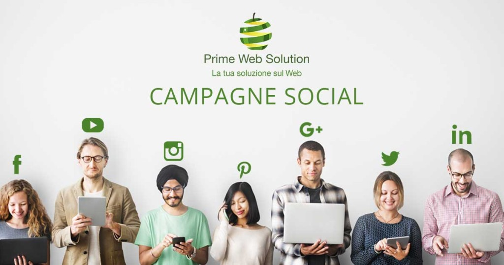 gestione campagne social