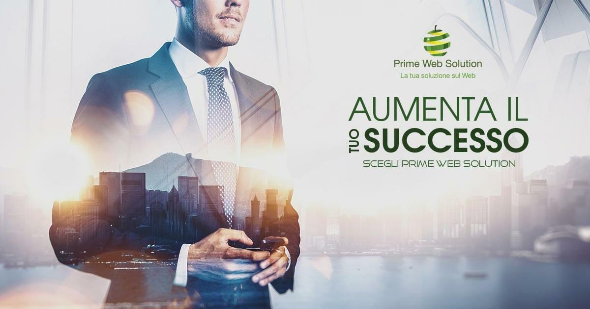 Aumenta il tuo successo online