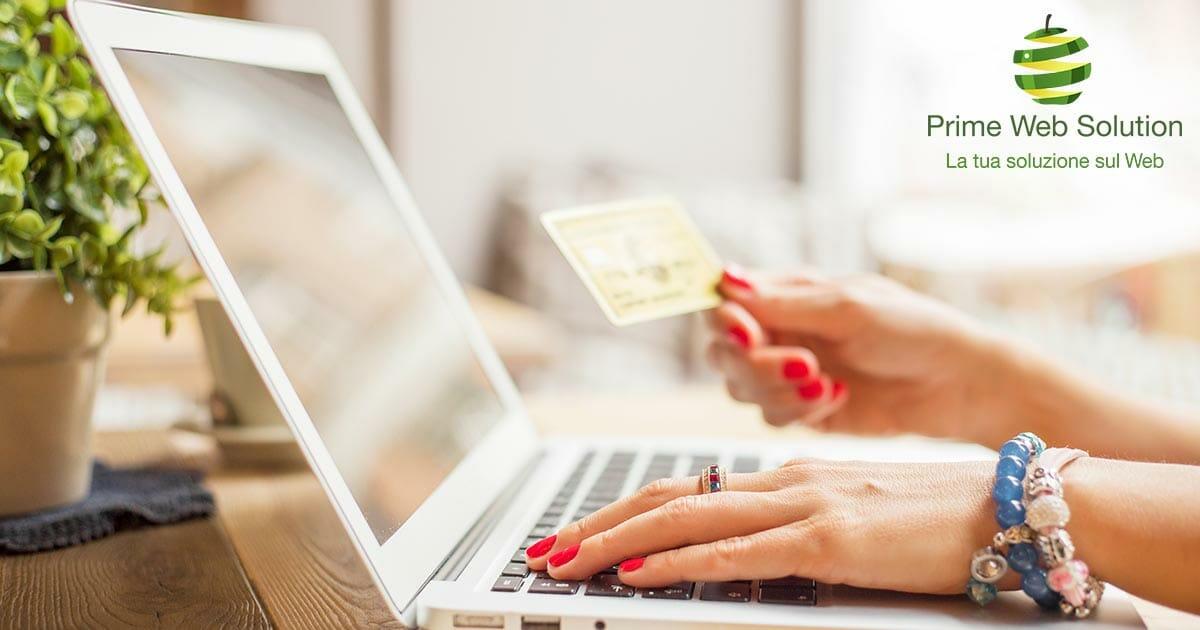 Il tuo e-commerce con un click