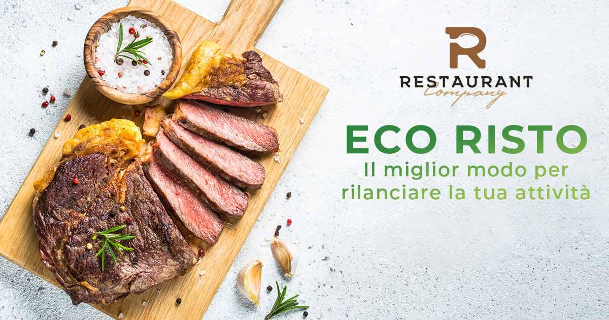 EcoRisto, una spinta in più al tuo ristorante!