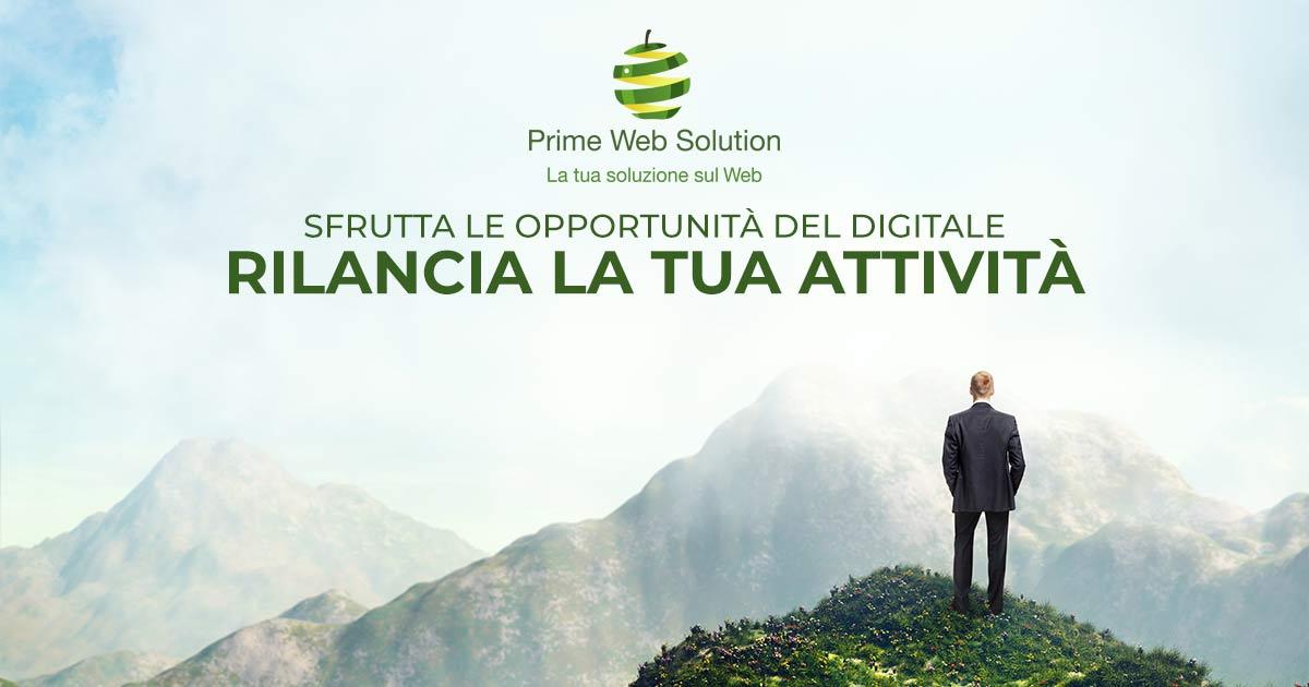 Sfrutta le opportunità del digitale